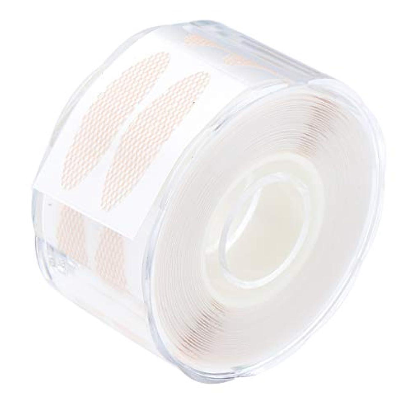 フォーカス四回柔和二重まぶたテープ 約220ペア 二重まぶた ナチュラル 3サイズ選べ - 2.5×1.2 cm