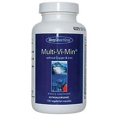 マルチビタミン&ミネラル(男性向け) サプリメント 無添加 植物性150粒入【海外直送品】
