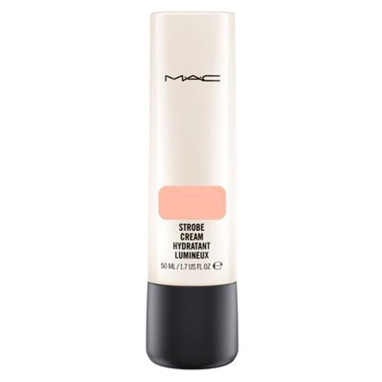 数学証言するバンMAC (マック) ストロボ クリーム ピーチ ライト/Peach Light 50ml [並行輸入品]