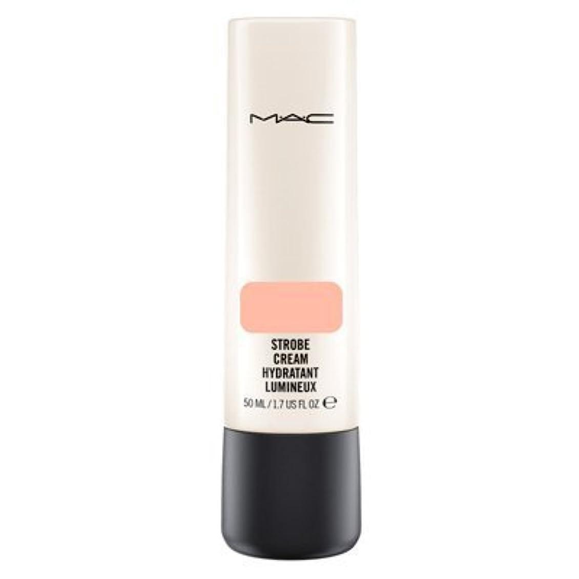 生温度のMAC (マック) ストロボ クリーム ピーチ ライト/Peach Light 50ml [並行輸入品]
