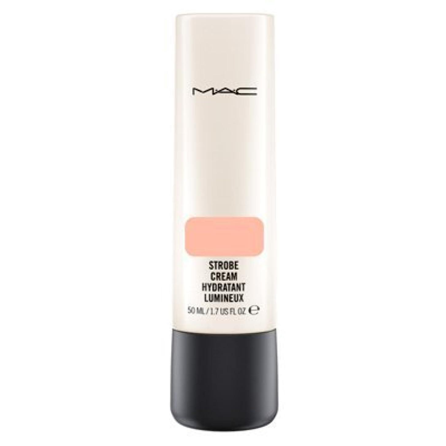 共同選択症候群埋め込むMAC (マック) ストロボ クリーム ピーチ ライト/Peach Light 50ml [並行輸入品]