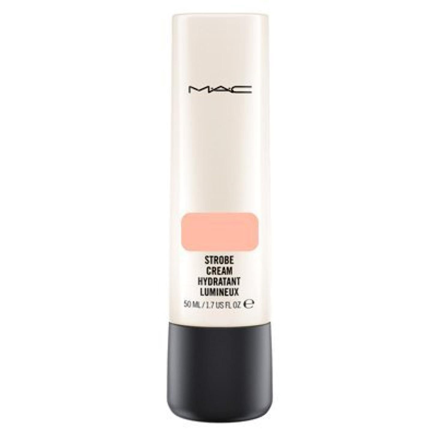 ご注意眼亜熱帯MAC (マック) ストロボ クリーム ピーチ ライト/Peach Light 50ml [並行輸入品]