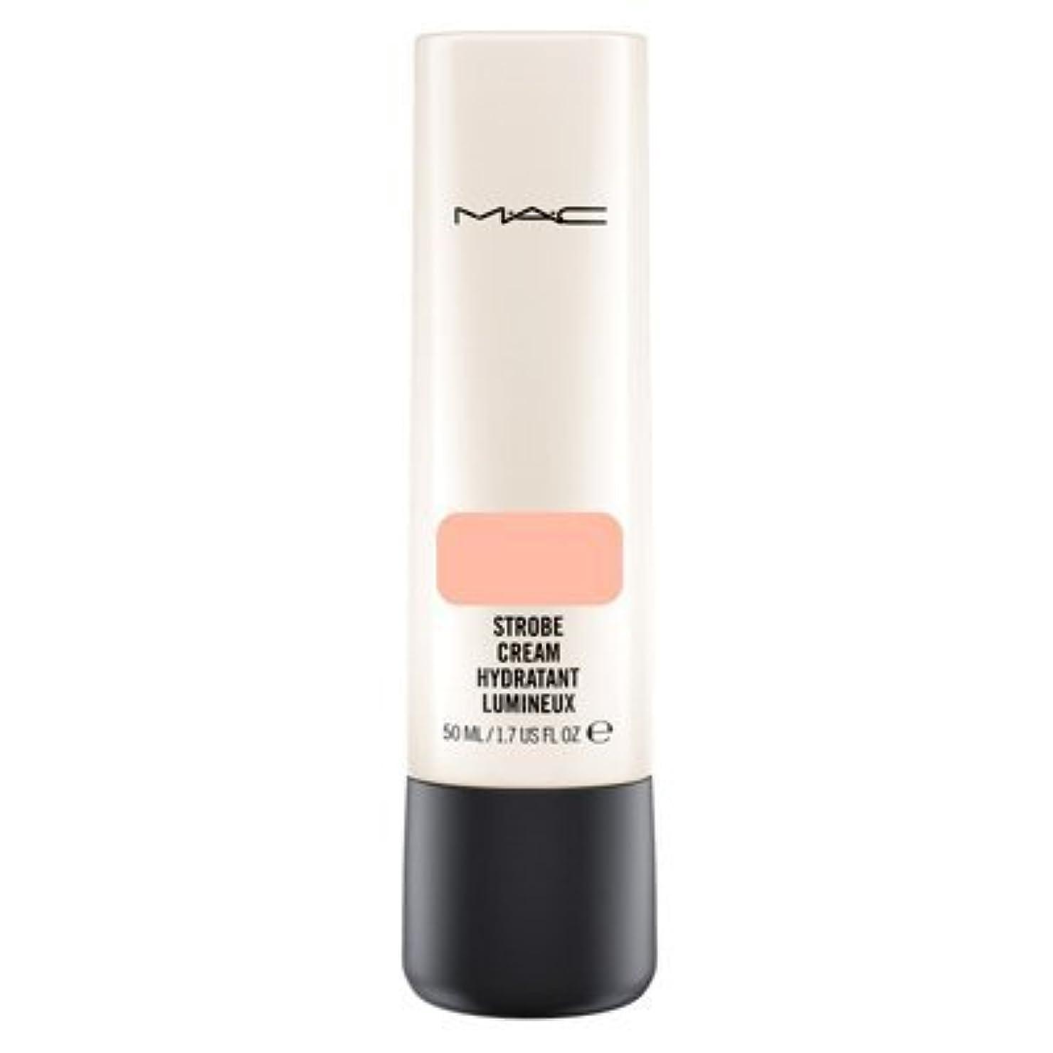転送ブレス魔法MAC (マック) ストロボ クリーム ピーチ ライト/Peach Light 50ml [並行輸入品]
