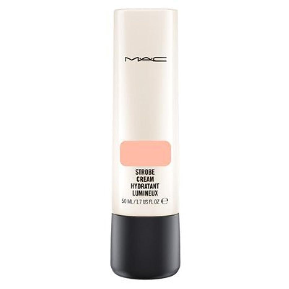 爆発物家庭教師影響力のあるMAC (マック) ストロボ クリーム ピーチ ライト/Peach Light 50ml [並行輸入品]