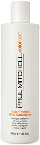 Paul Mitchell Color Protect Daily Conditioner for Unisex, 16.9 oz, 507 milliliters