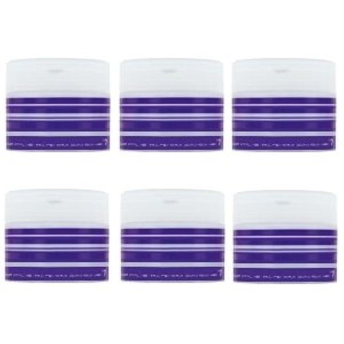 郵便化学薬品温室ナカノ スタイリング タントN ワックス 7 スーパータフハード 90g × 6個セット