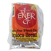 Ener G Tapioca Bread 480 g (order 6 for trade outer) / ENER Gタピオカパン480グラム(商品アウター用6順)