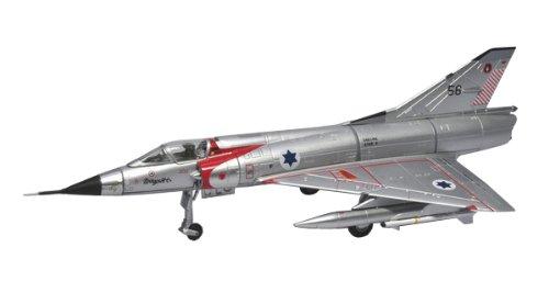 ●【Falcon Models/ファルコンモデル】(1/72) ダイキャスト製ミラージュIIICJ イスラエル空軍ギオラ・イプシュタイン搭乗機(FA725002)