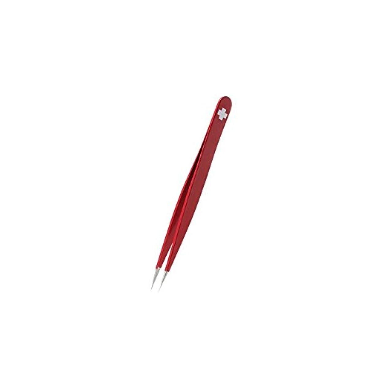 低い流ペッカディロRubis Tweezer Pointer Swiss Cross - ルビスピンセットポインタスイスクロス [並行輸入品]