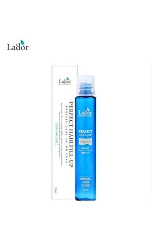 癌学部長品種La'dor☆Perfect Hair Fill-up(Fair Ampoule)13ml アドールヘアフィルアップ ヘアアンプル13ml [並行輸入品]