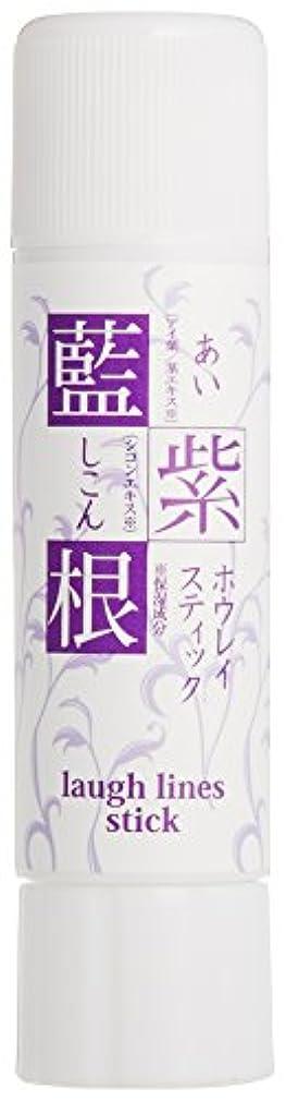 ドレスステートメント蒸気藍と紫根のホウレイスティック