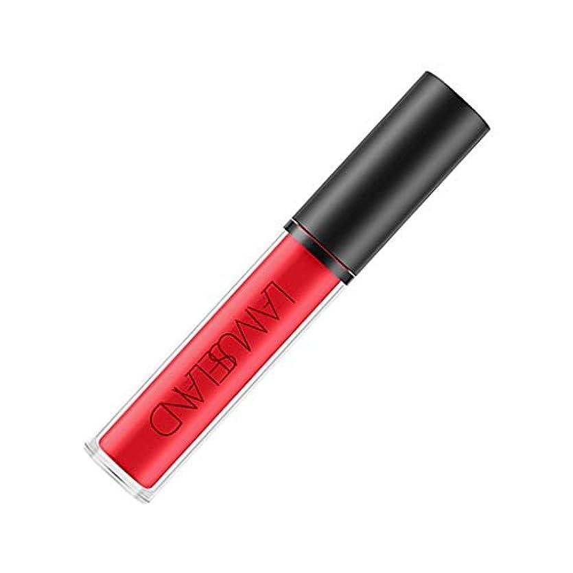 突進シネウィページェント無光沢のVelvetyの液体の口紅の女性のための防水唇の光沢の焦げ付き防止のコップ - チリ