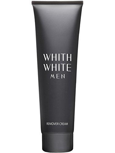 WHITE (フィス ホワイト) メンズ 除毛クリーム 陰部 使用可能 210g