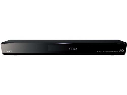 ソニー HDD 1TB搭載BD/DVDレコーダー BDZ-EW1100