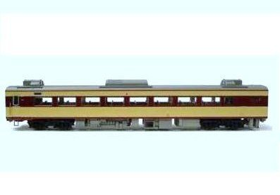 HOゲージ H-1-002 キハ183系-0番台 特急色 キハ182-0・T