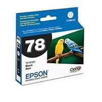 epst078120–EPSONブラックインクカートリッジ
