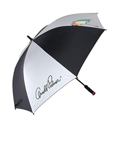 アーノルドパーマー ゴルフ 傘 メンズ 銀パラソル 54132-00301 BK 70