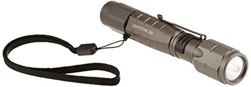 傘入手します眠りLED Flashlight 2AA - Black