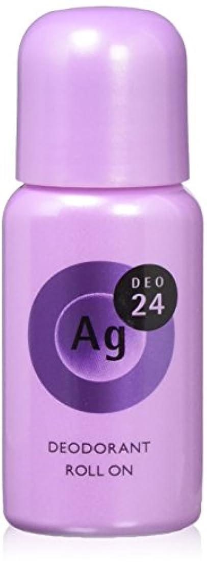 かんがいバーストブルームエージーデオ24 デオドラントロールオン フレッシュサボンの香り 40ml + クリアシャワーシート 無香料 10枚 (医薬部外品)