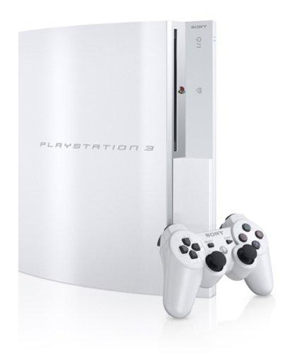PLAYSTATION 3(80GB) セラミックホワイト【...