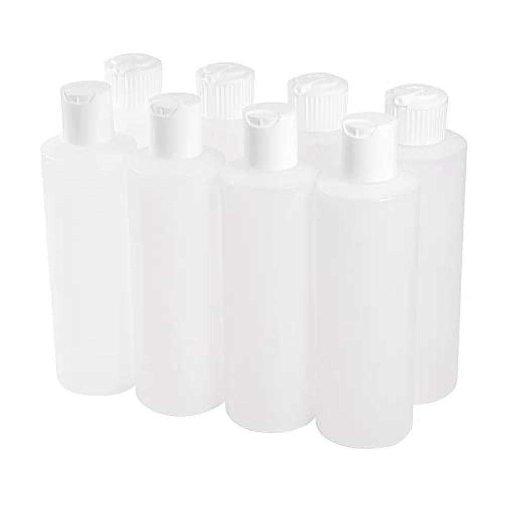限界まだ同性愛者PH PandaHall 約8個/セット 250ml ドロッパーボトル グルーボトル 液体 小分けボトル スクイズボトル 液体コンテナディスペンサー プラスチック容器 詰め替え 収納 プラスチック製 クリア 手芸用品