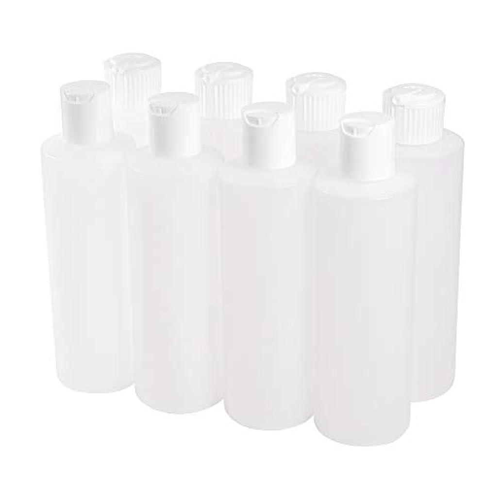 ジョグ振動させるマイナーPH PandaHall 約8個/セット 250ml ドロッパーボトル グルーボトル 液体 小分けボトル スクイズボトル 液体コンテナディスペンサー プラスチック容器 詰め替え 収納 プラスチック製 クリア 手芸用品