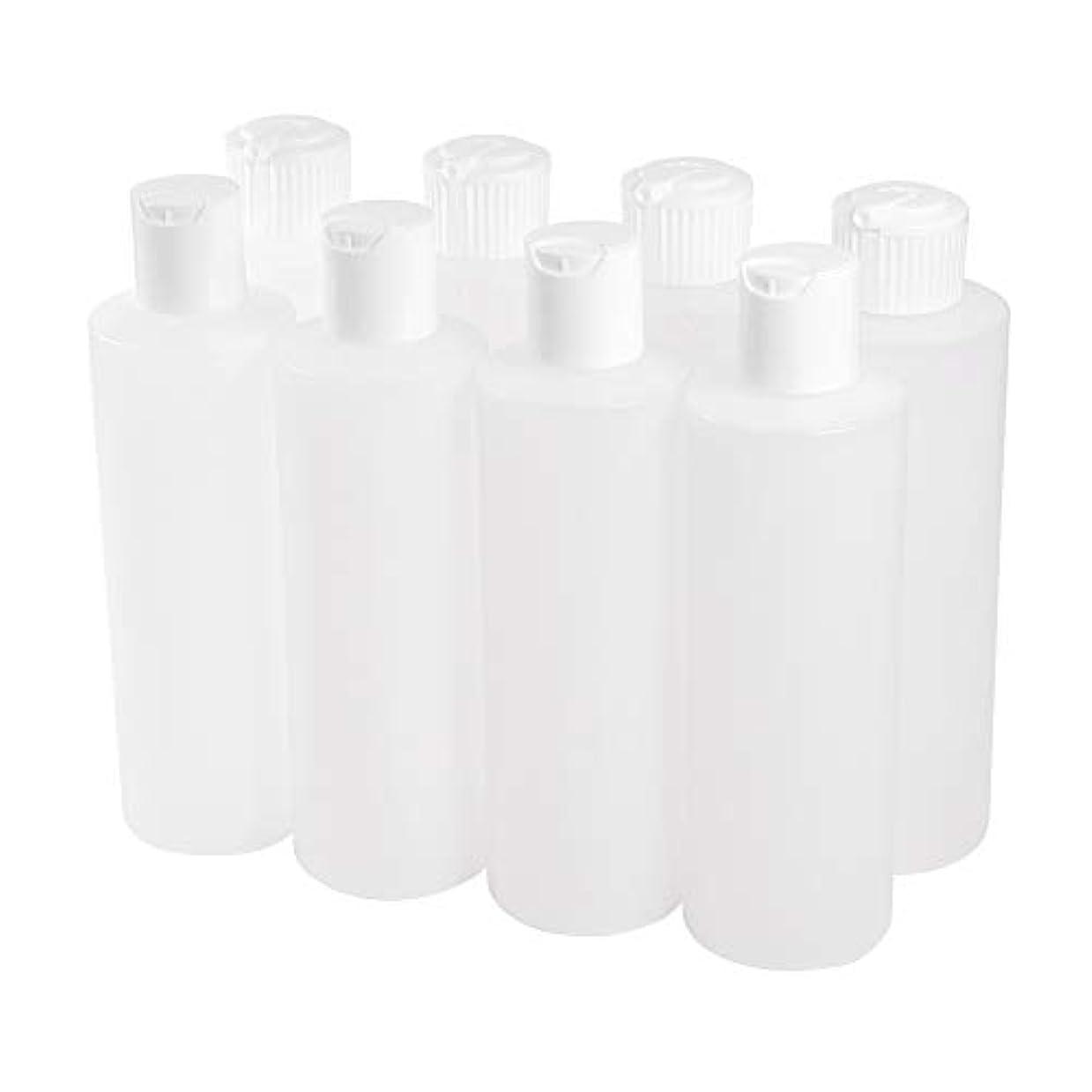 トリプル学期征服者PH PandaHall 約8個/セット 250ml ドロッパーボトル グルーボトル 液体 小分けボトル スクイズボトル 液体コンテナディスペンサー プラスチック容器 詰め替え 収納 プラスチック製 クリア 手芸用品