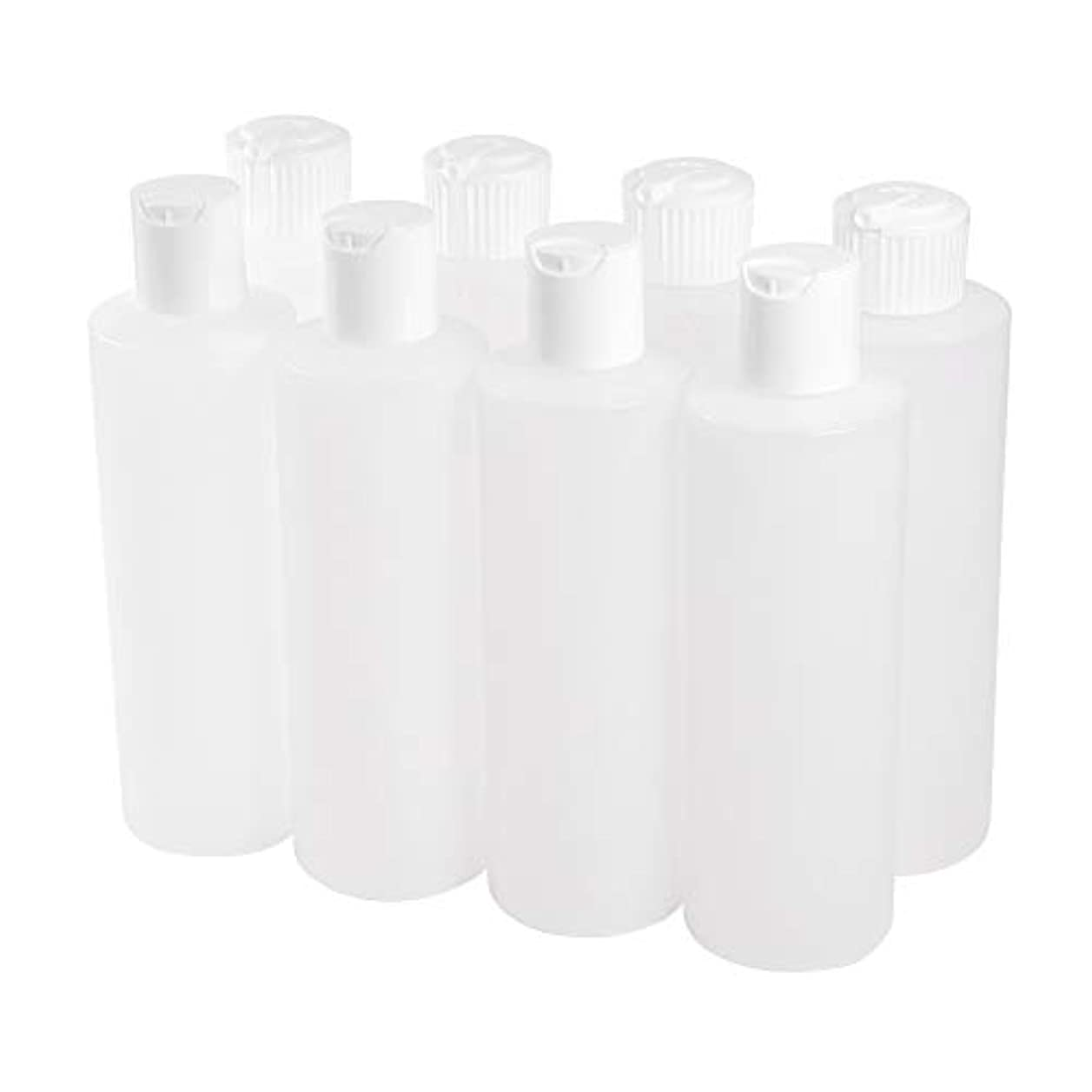 麦芽システム小説PH PandaHall 約8個/セット 250ml ドロッパーボトル グルーボトル 液体 小分けボトル スクイズボトル 液体コンテナディスペンサー プラスチック容器 詰め替え 収納 プラスチック製 クリア 手芸用品