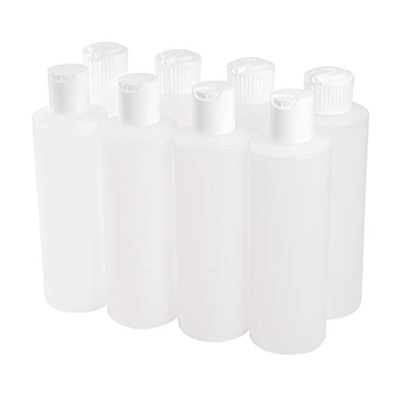 個人的にオペラぼかしPH PandaHall 約8個/セット 250ml ドロッパーボトル グルーボトル 液体 小分けボトル スクイズボトル 液体コンテナディスペンサー プラスチック容器 詰め替え 収納 プラスチック製 クリア 手芸用品