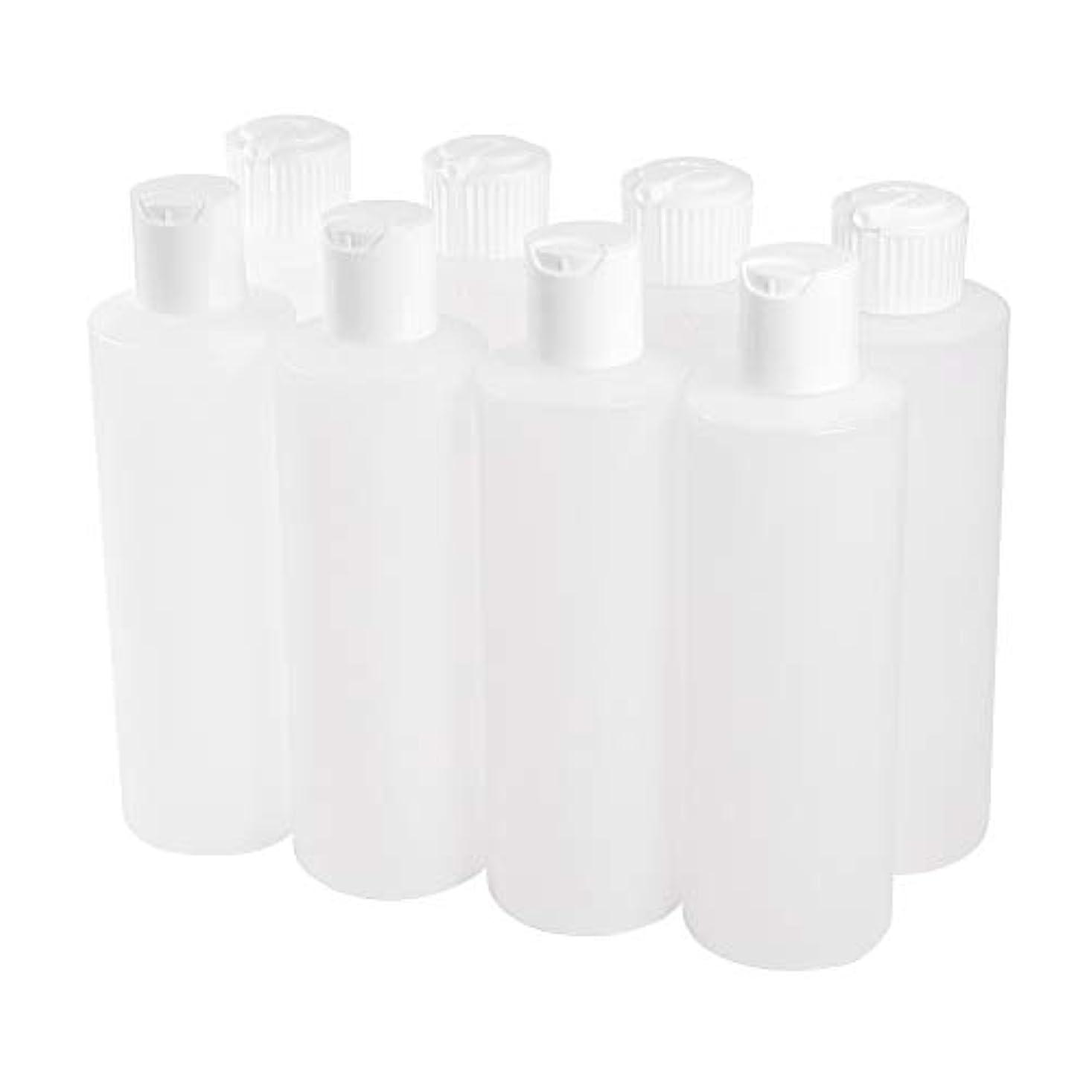文言意識代数PH PandaHall 約8個/セット 250ml ドロッパーボトル グルーボトル 液体 小分けボトル スクイズボトル 液体コンテナディスペンサー プラスチック容器 詰め替え 収納 プラスチック製 クリア 手芸用品