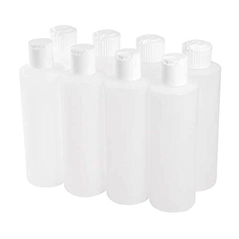 PH PandaHall 約8個/セット 250ml ドロッパーボトル グルーボトル 液体 小分けボトル スクイズボトル 液体コンテナディスペンサー プラスチック容器 詰め替え 収納 プラスチック製 クリア 手芸用品