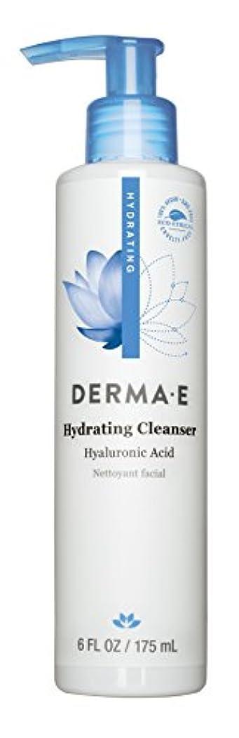 犯罪航空会社ステートメントDerma E Hydrating Cleanser 175ml/6oz並行輸入品