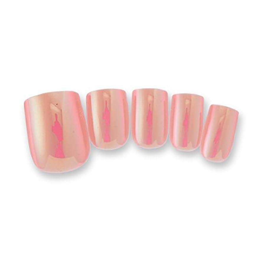 概してフォアマンたまに< OMD > Feel soft Nail tip No.17 ピンク (84枚入り) [ ペディキュアチップ ペディチップ ペディキュアネイルチップ ミラーチップ 足用ネイルチップ フットネイルチップ 親指 足 ネイルチップ...