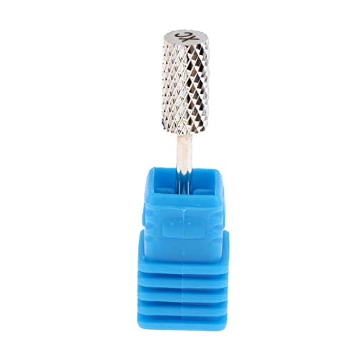 実験的揮発性気球電気ネイルマシン ネイルドリルビット 研磨ヘッド ネイルサロン 爪やすり 全6選択 - 04