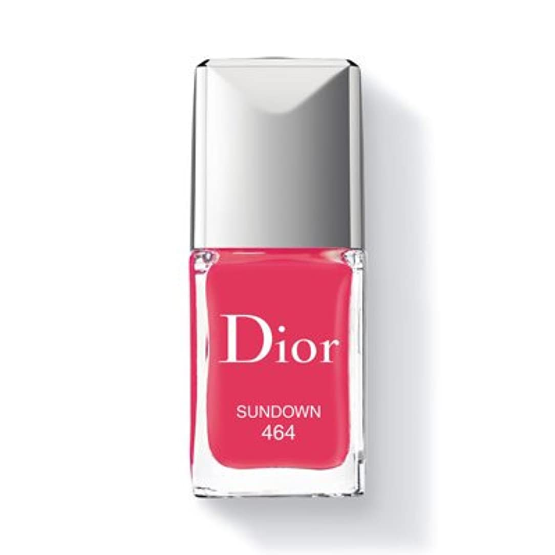 曲がった名前でステープルChristian Dior クリスチャン ディオール ディオール ヴェルニ #464 SUNDOWN 10ml [並行輸入品]