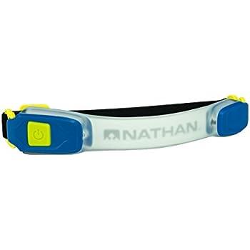 NATHAN(ネイサン) ランニング LED ライト アームバンド NS5084 ライトベンダーRX(ランダムカラー)