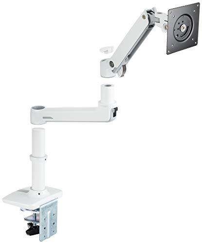 エルゴトロン LX デスクマウント モニターアーム ホワイト 45-490-216