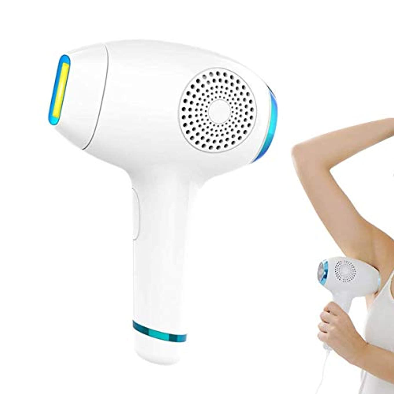 可能天国浸食QAZ 女性男性の顔、家庭用電気無痛クール脱毛デバイス、タッチLCD画面付き永久脱毛デバイス用脱毛システム
