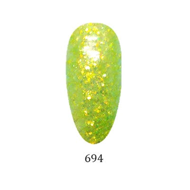 割る発明書誌アイスジェル カラージェル グリーミングシリーズ GM-694 3g