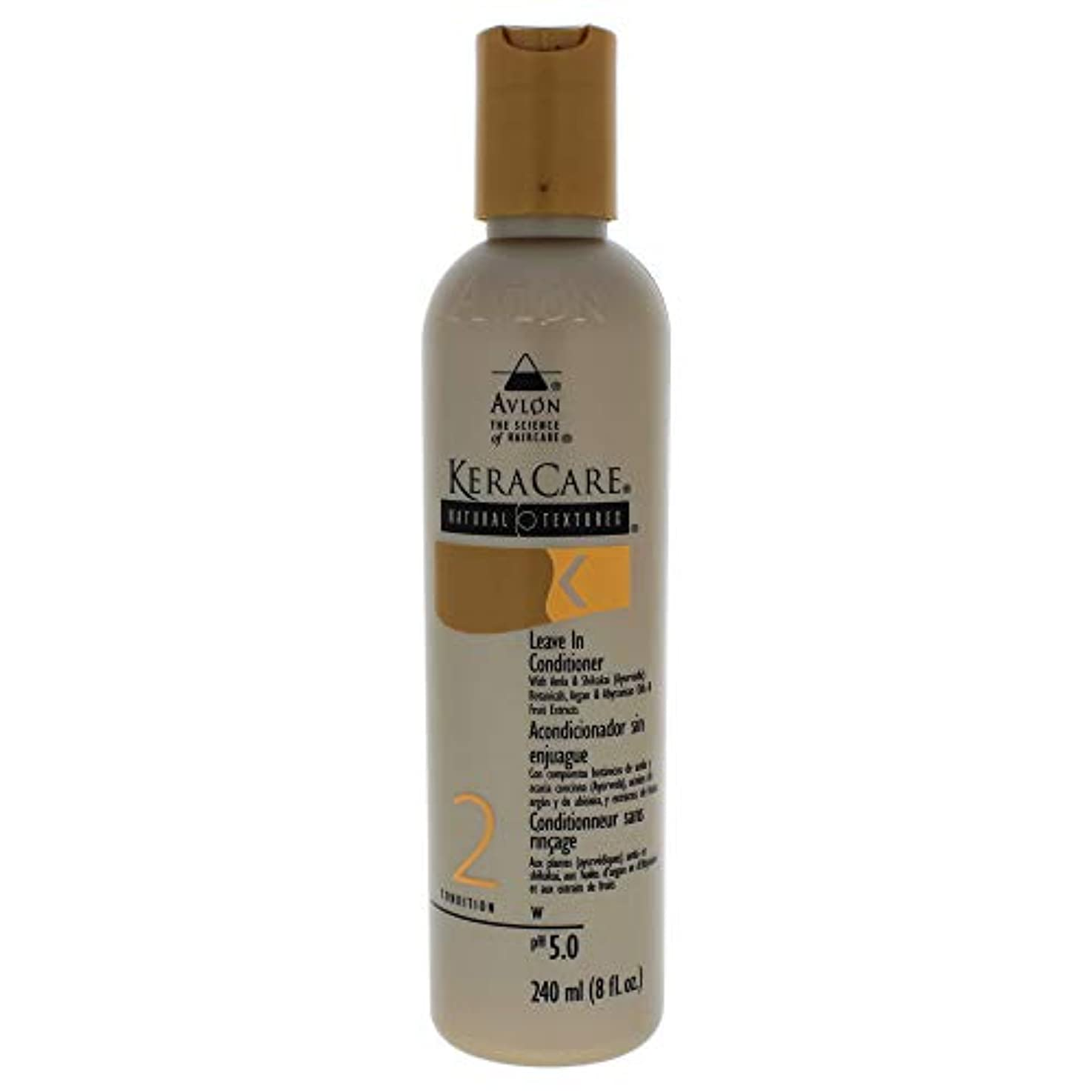 幼児チョップラテンKeracare Natural Textures Leave in Conditioner 8oz