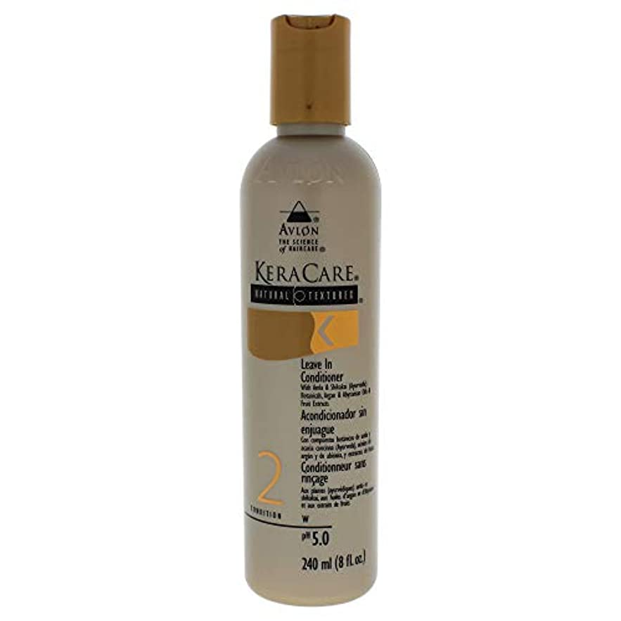 紳士気取りの、きざな覆す肖像画Keracare Natural Textures Leave in Conditioner 8oz
