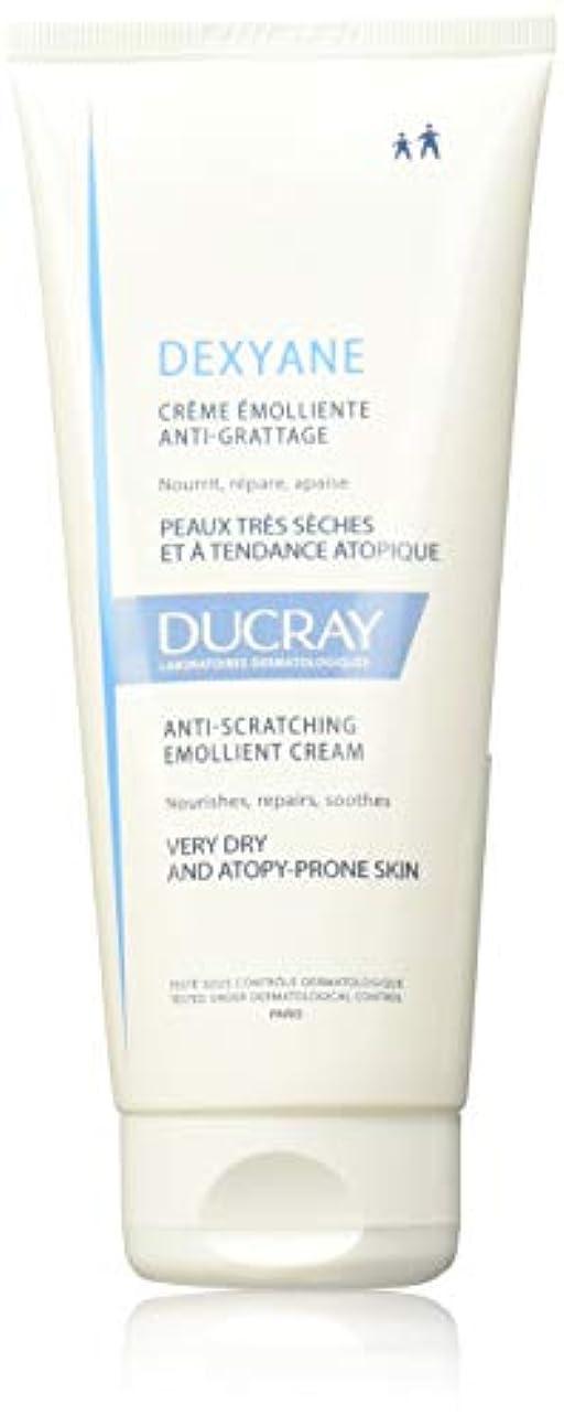 どこにでも保護性差別Ducray Dexyane Anti-scratching Emollient Cream 200ml [並行輸入品]