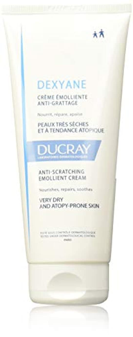真空近代化する皿Ducray Dexyane Anti-scratching Emollient Cream 200ml [並行輸入品]