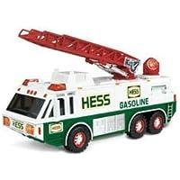 1996 HESS Emergency Ladder Fire Truck Toy Trucks [Holiday Gifts] [並行輸入品]