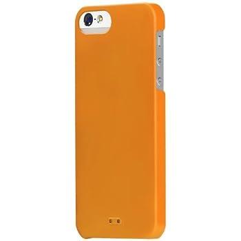 【日本正規代理店品】TUNEWEAR eggshell for iPhone 5s/5 オレンジ TUN-PH-000138