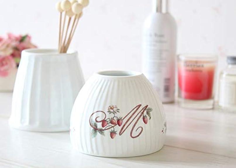 かき混ぜるくるみ落ち着くマニーロココ 陶器 ジュポン型アロマカバー