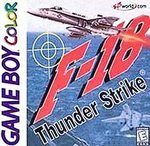 F-18 Thunder Strike / Game