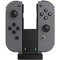 Nintendo Switch Joy-Con Mini Charge Dock 小さくてコンパクトなミニ充電スタンド 急速 簡単 ジョイコン 充電器[メーカー保証1年間]