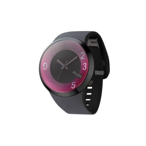時計 O.D.M. オーディーエム DD127-07 60 Sec Series Black Unisex Watch メンズ 男性用 [並行輸入品]