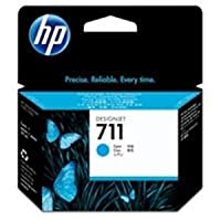 (業務用10セット) HP ヒューレット・パッカード インクカートリッジ 純正 【hp711 CZ130A】 シアン(青) ds-1739698